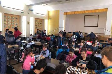 Rezultatele fazei județene la ONSS liceu și Olimpiada gimnaziilor la șah