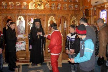 Arhiepiscopia Dunarii de Jos a desfasurat actiuni social-filantropice de 5,7 milioane lei