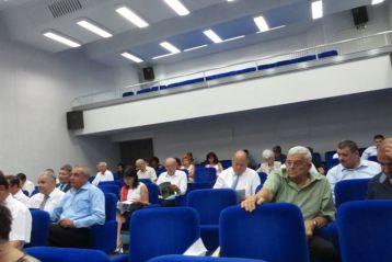 Ședință festivă de Recunoaștere a activității depuse de persoanele alese care au îndeplinit funcții în CJ Brăila