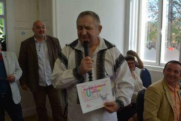 """Cenaclul Umoriştilor Brăileni """"Ştefan Tropcea"""","""
