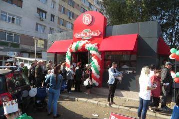 Bella Italia a inaugurat a doua locație Pizza Express