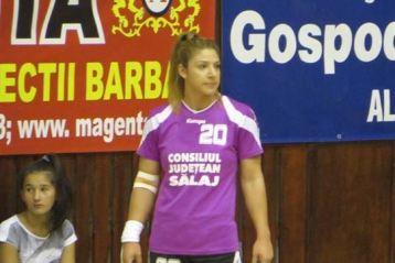 """Claudia Constantinescu va fi """"tunarul"""" Dunării Brăila"""