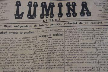 Lumina liberă, 30 martie, 1915