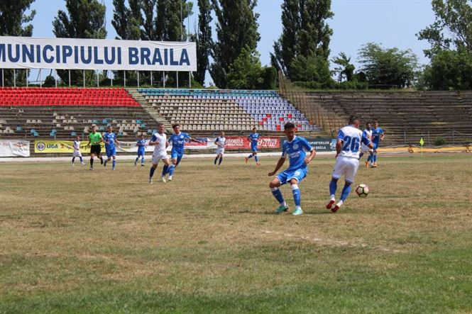 S-a stabilit programul Ligii a 4-a la fotbal