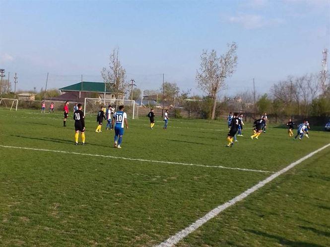 CS Făurei a câștigat cu 1-0 meciul cu Înainte Modelu