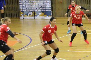 HC Dunărea Divizia A a făcut scor în restanța cu Național Brașov