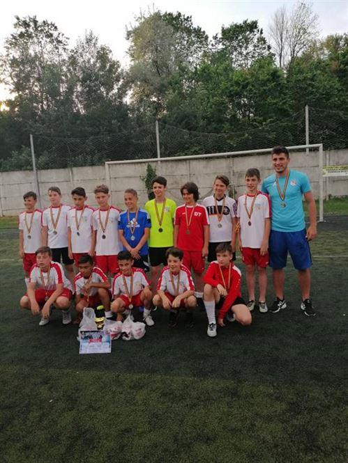 """Luceafărul Brăila rezultate excelente la Memorialul """"Zoltan David"""""""