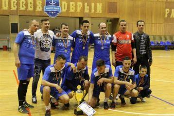 Armata a câștigat Cupa Primăverii la fotbal în sală