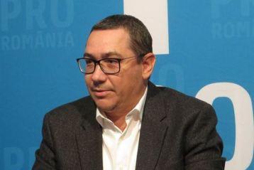 Ponta: Dragnea a teleormanizat România