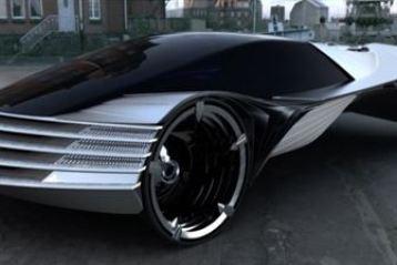 Masina care parcurge cu 8 grame de thoriu 1.600.000 km