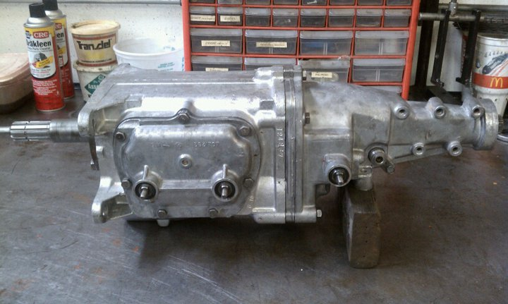 Muncie 4 Speed Transmission Repairs Rebuilds And Parts