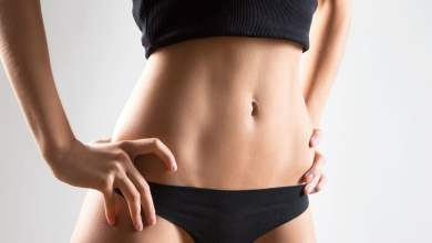 how to clean belly button navel