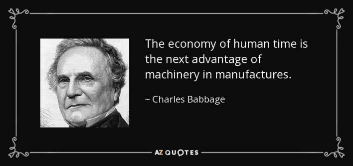 charles babbage father of computer