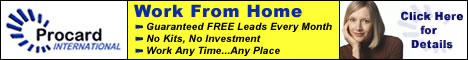 Work From Home - Guaranteed Complimentary Leads!