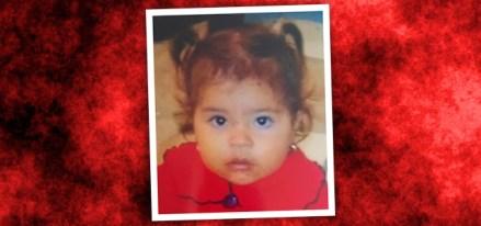 Sofía Enriqueta Jiménez Rodríguez, de 15 meses de edad. Foto: Alerta Amber