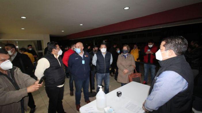 PAN, PRI y PRD oficializan coalición en Baja California