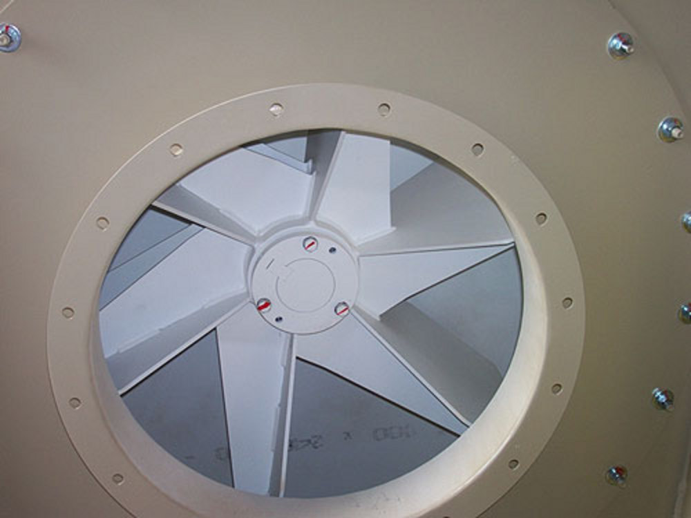 Triangle Engineering Fan Parts