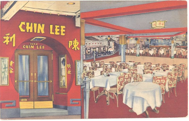 Heather Lee on the History of Chinese Restaurants in America