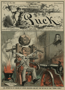 1883.PUCK.Suicides get the Best of the Penal Code (color)