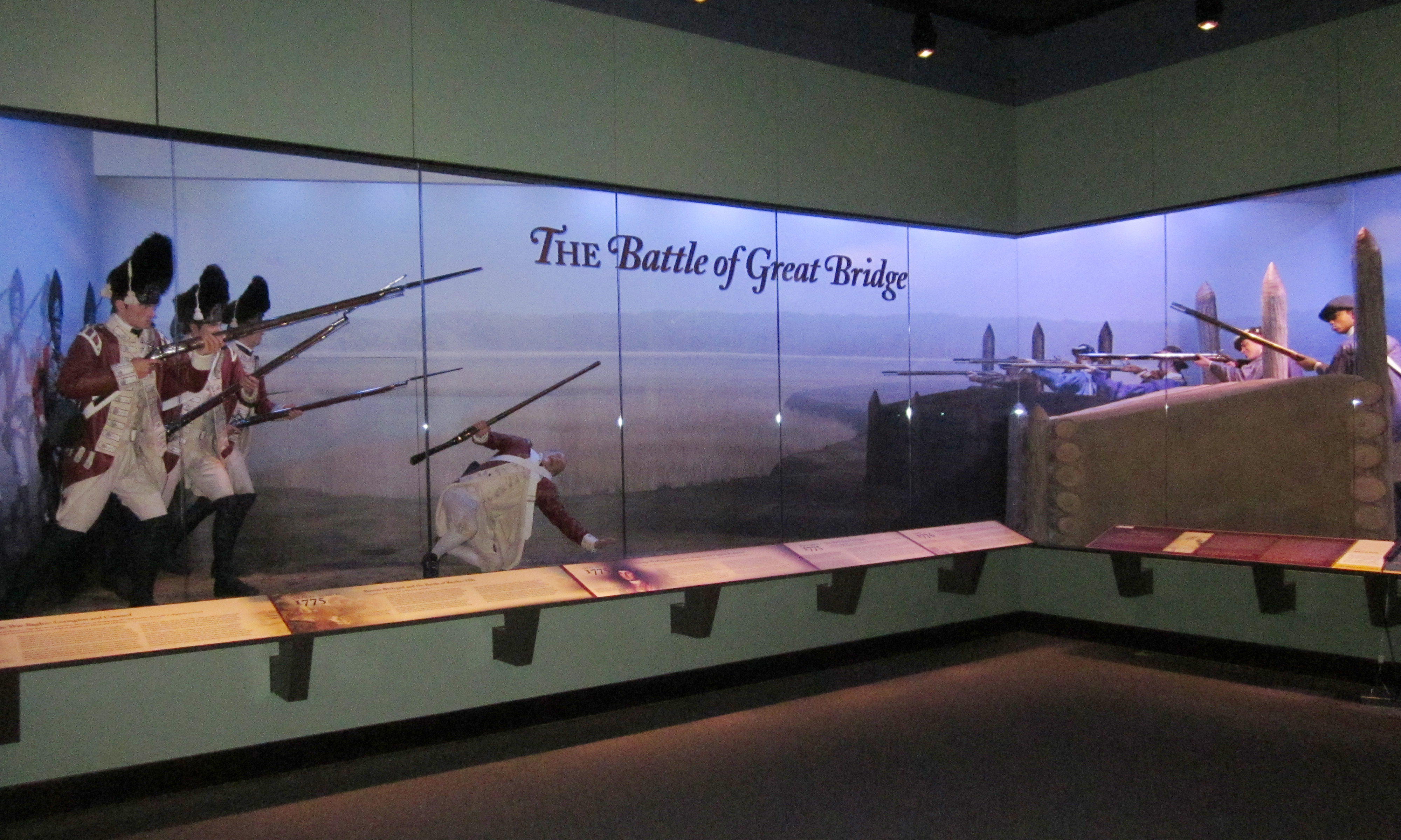 New Museum Interprets American Revolution For New Audiences