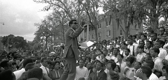 It's a Different World: Black Student Activism From the Civil Rights Movement Through the Trump Era