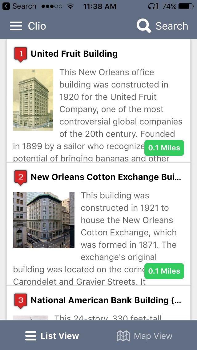 Exploring New Orleans History with Digital Tools