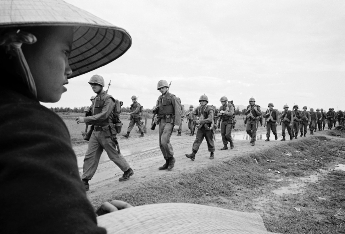 The Vietnam War, a documentary