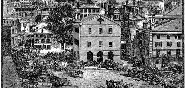 Using Poor Laws to Regulate Race in Providence in the 1820s