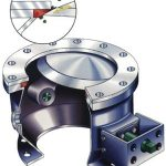 Spherical disc valve design