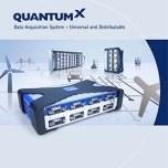 Sistema de aquisição de dados QuantumX
