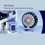 T40 family for high-precision torque measurement technology