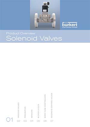 Product Overview: Solenoid Valves - Burkert