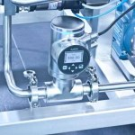 Burkert hygienic control valve