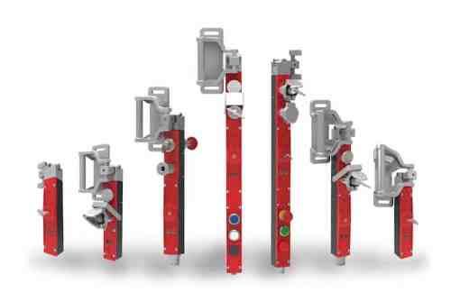 amgardpro Slimline-Schalter