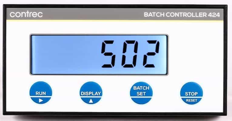 Batch Controller 424