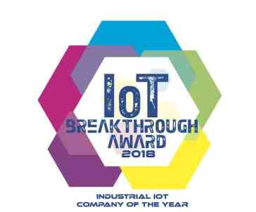 iot breakthrough 2018 emerson