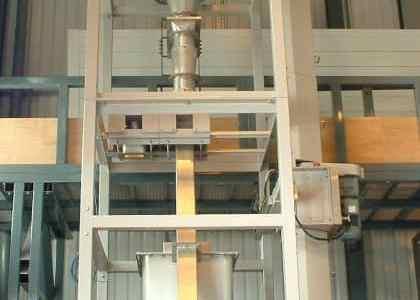 equipamento de teste de pressão vazia