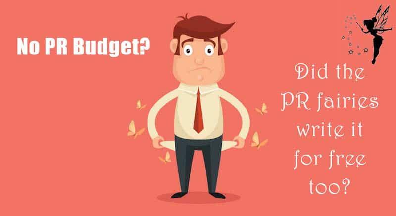 Kein PR-Budget für Handelsmedien