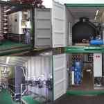 patins de filtration membranaire
