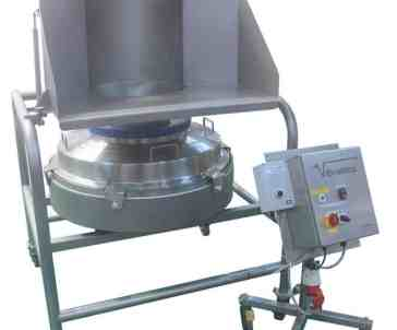 nutraceutical powde sieve