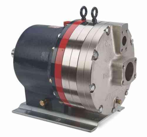 G66 SS high flow pump