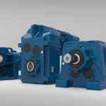 WG20 Getriebemotoren