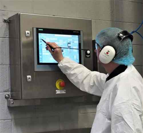 contract-manufacturing control systems