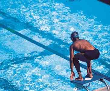 glagow support swimmer