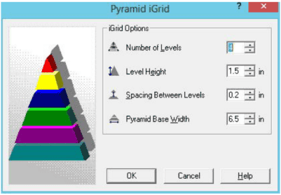 Pyramid iGrid