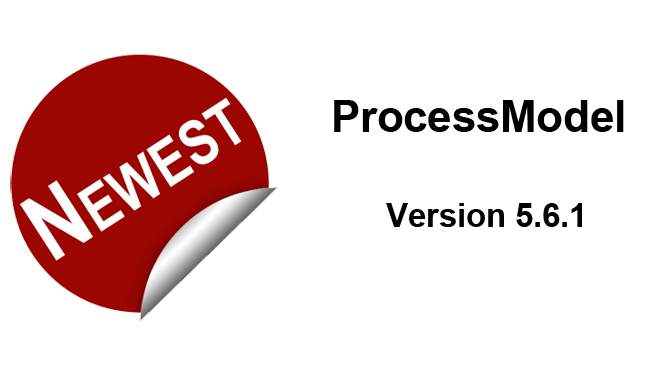 ProcessModel 5.6.1 released with new graphics.