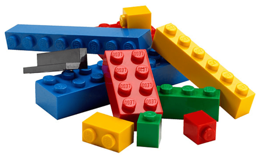 Lego for Model Objects