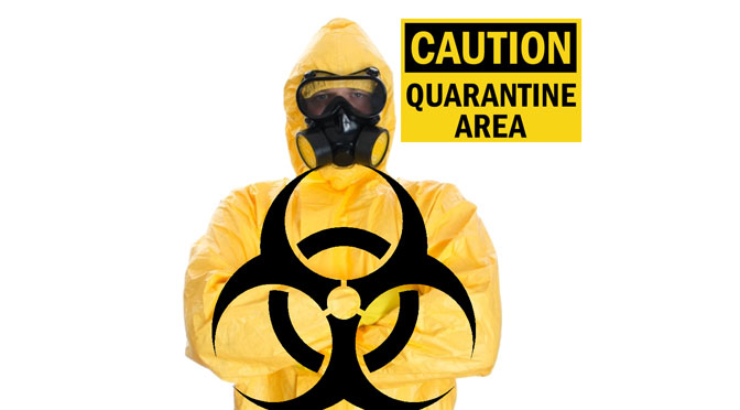 Quarantine Area