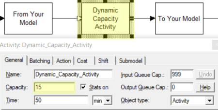 change capacity in Dynamically Change Activity Capacity