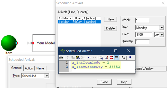 declare attributes in High Volume Inspection